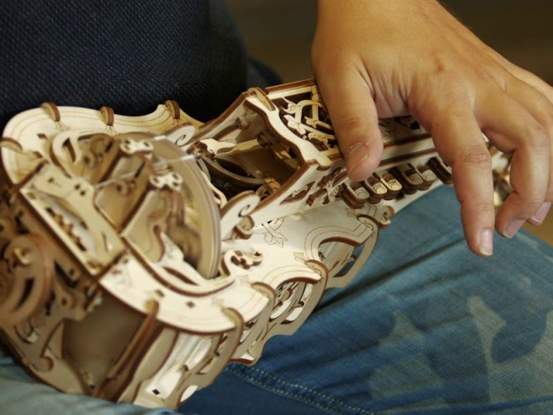 What Makes UGears Mechanical Models Very Special?