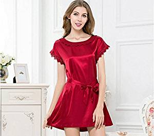 Best And Attractive Silk Nightgowns For Females
