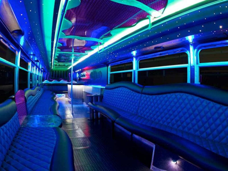 Features Which Are Exclusive to Party Buses